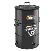 Batavia 4Grill barbecue smoker fumoir baril