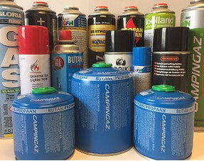 Gas Bottles & Cylinders