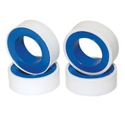 Perel teflon tape set of 4 rolls