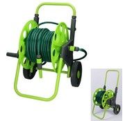 Kinzo 30 meter hose reel wagon Garden hose with reel