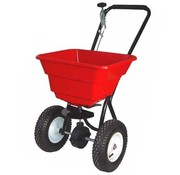 Turfmaster push spreader 36 kg. Fertilizer spreader - salt spreader