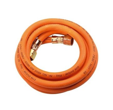 CFH CFH pack VS300 - tuyau de gaz propane 3 M et raccord droit pour désherbeur à gaz