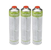 Toolland COMBIDEAL - universal gas bottles for weed burner and gas burner