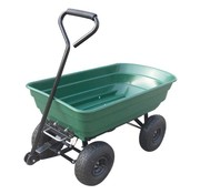 Turfmaster XBITC250 garden cart with tilting container