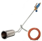 CFH ST1000 roof burner with 5 meter gas hose