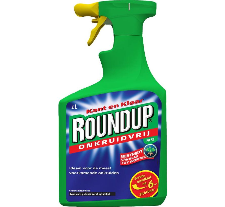 Ready-to-use weed control spray 1L