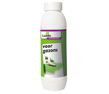 Luxan Iron sulphate 1kg, for the smart removal of moss!