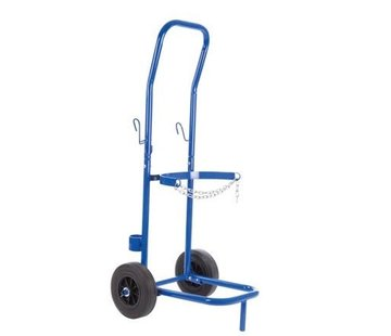Toolland QT118 Gas bottle transport trolley, 15 kg max load