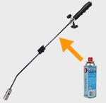 Comment connecter une bouteille de gaz ?
