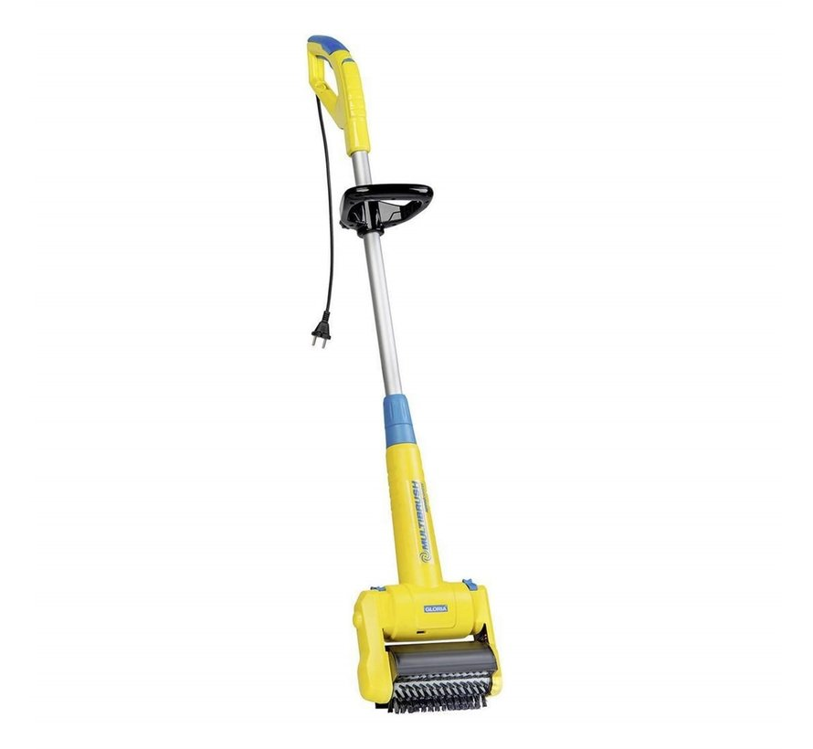 Multibrush electric weed brush and surface cleaner 2 in 1
