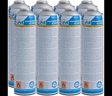 CFH 24 x universele gasflessen voor onkruidbranders / gasbranders