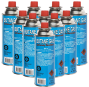 Kinzo 24x Butane gas cylinders for Kinzo weed burners