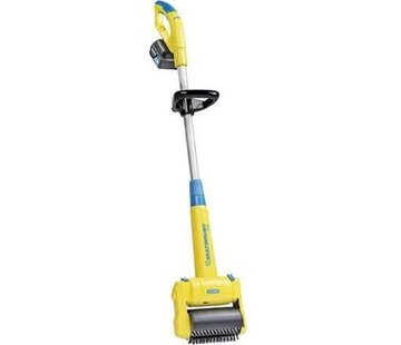 Gloria Multibrush Li-on 18V - 4 Ah surface cleaner - grout cleaner and more