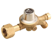CFH DR112 2.5 bar Pressure regulator with integrated hose rupture protection