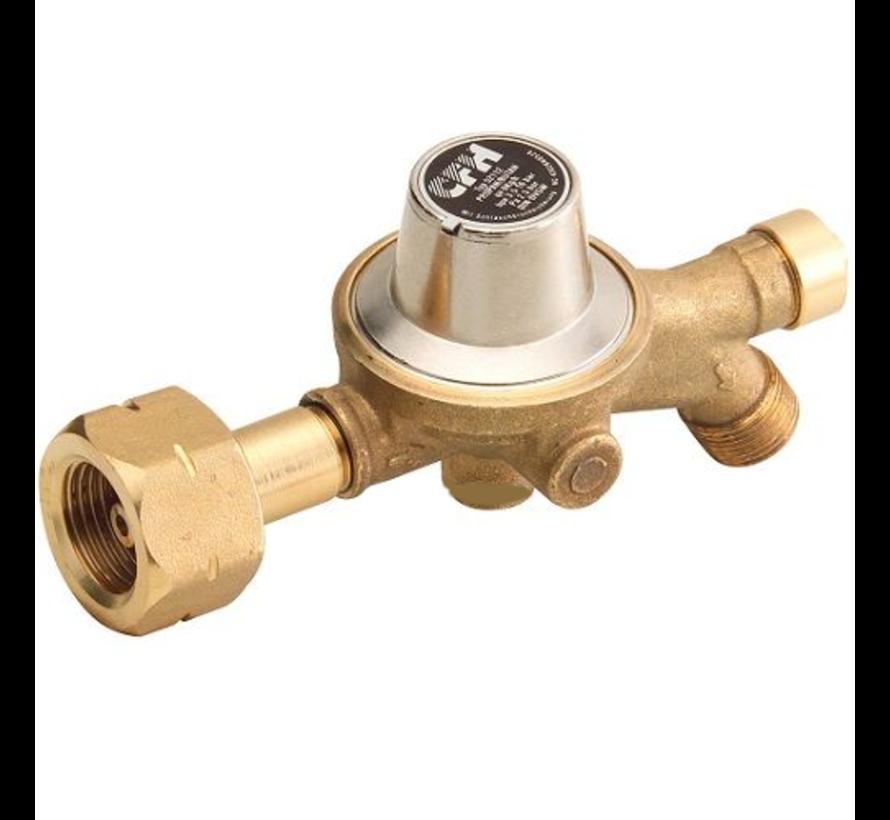 Régulateur de pression CFH DR112 2,5 bar avec protection intégrée contre rupture de tuyau