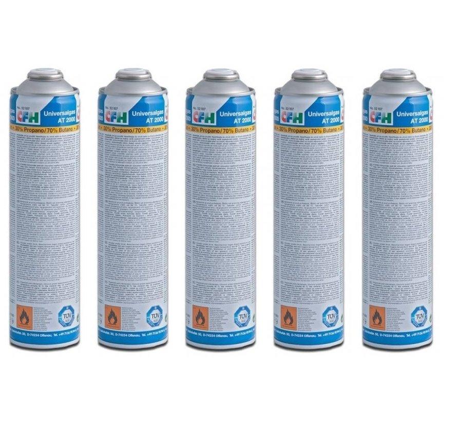 Universele gasfles voor onkruidbrander / gasbrander - COMBIDEAL