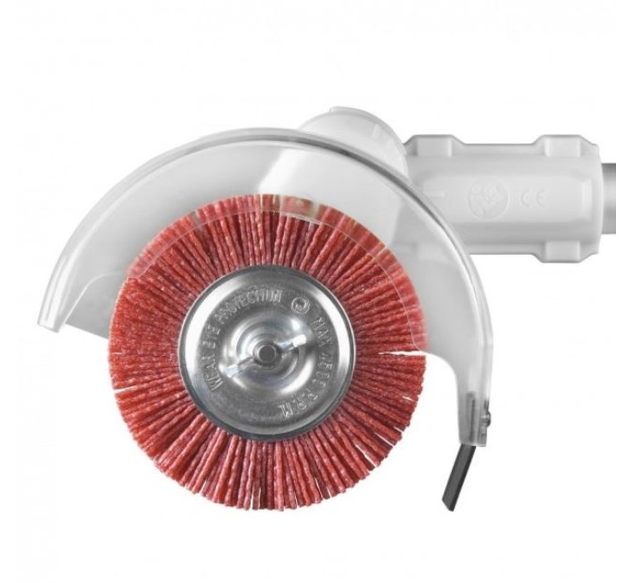Spare brush for Eurom battery weed brush