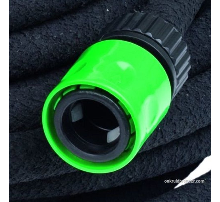 Drip hose 15 meters with water timer for automatic spraying
