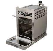 Lonestar Hochtemperaturgrill - 800 Grad - Copy