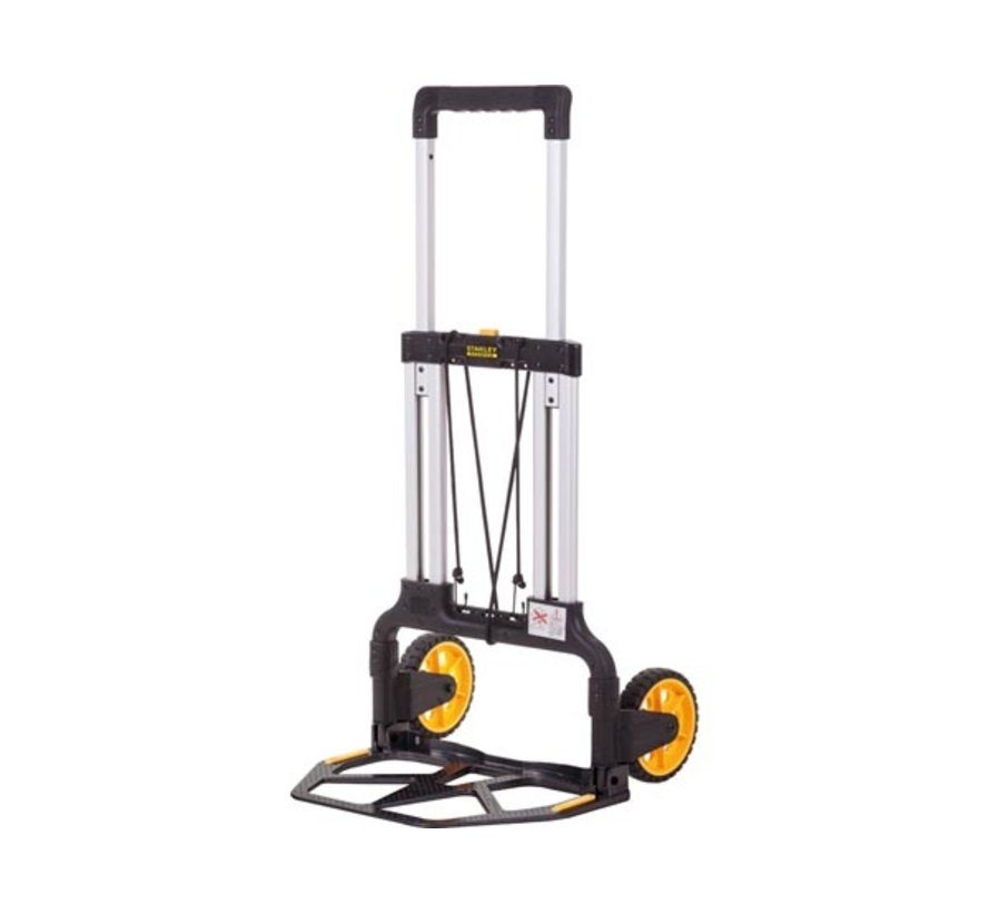 Fatmax Foldable hand truck with a load capacity of 125 kg