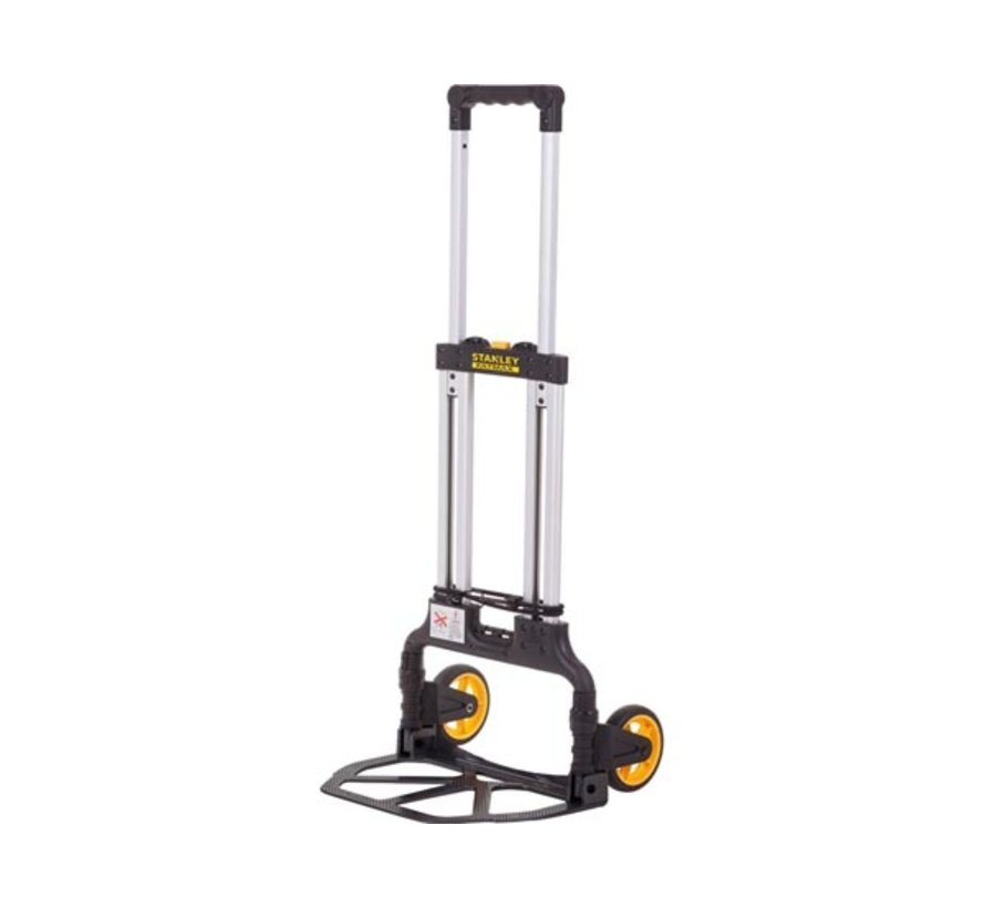 Fatmax Foldable hand truck with a load capacity of 70 kg