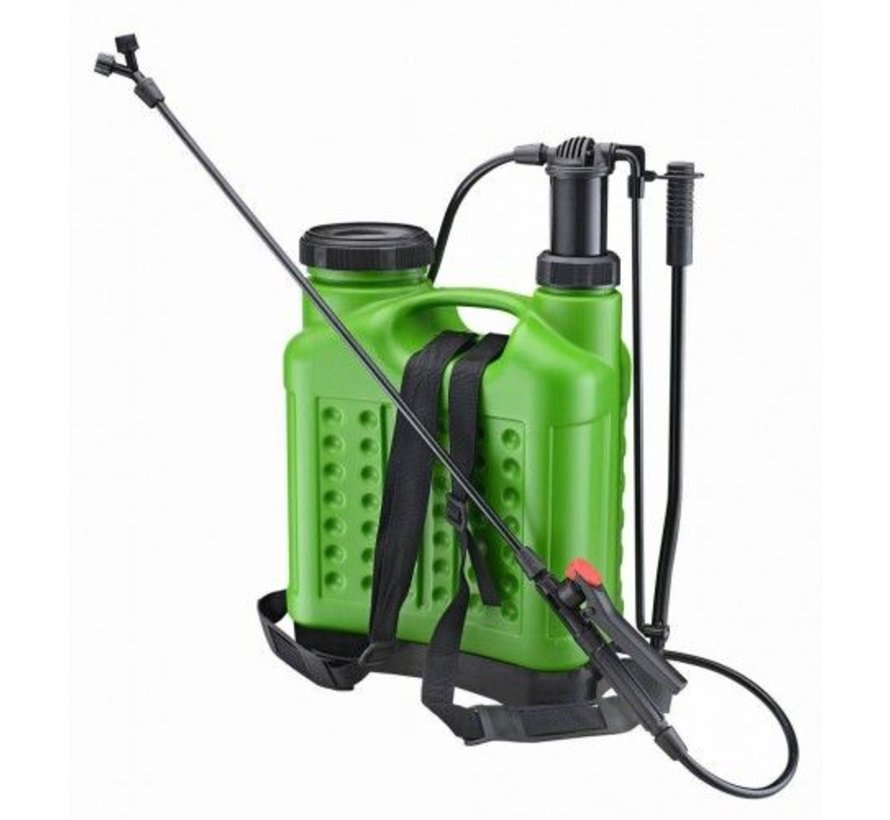 Backpack 1809 back sprayer - backed weed sprayer 18 liters with FREE plant sprayer