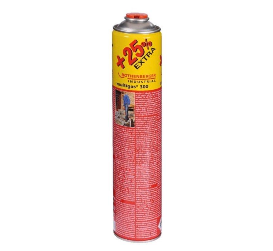 Multi Gas 300 Jumbo - 750 ml