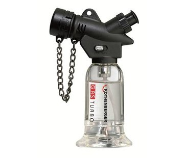 Rothenberger Pocket torch with piezo ignition - gas solder burner