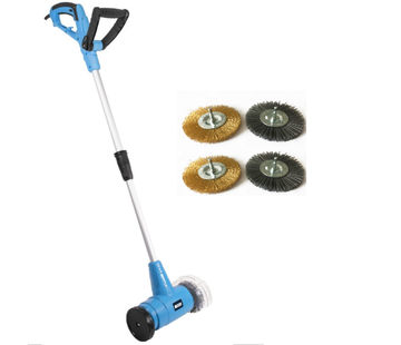 Güde Electric joint cleaner 400 W with extra brushes