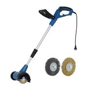 CFH Electric joint brush EFB-675 - weed brush - with two free brushes