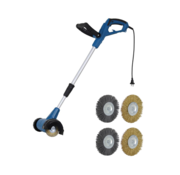 CFH Electric joint brush EFB-675 - weed brush - with two free brushes - Copy
