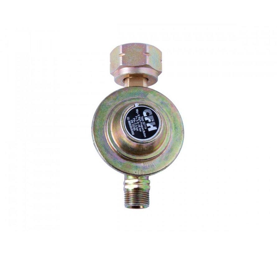DR114 Druckregler 2,5 bar für Unkrautbrenner und Dachbrenner