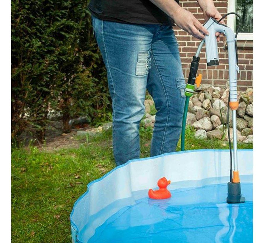 Pompe à eau et eau de pluie sans fil 12 V