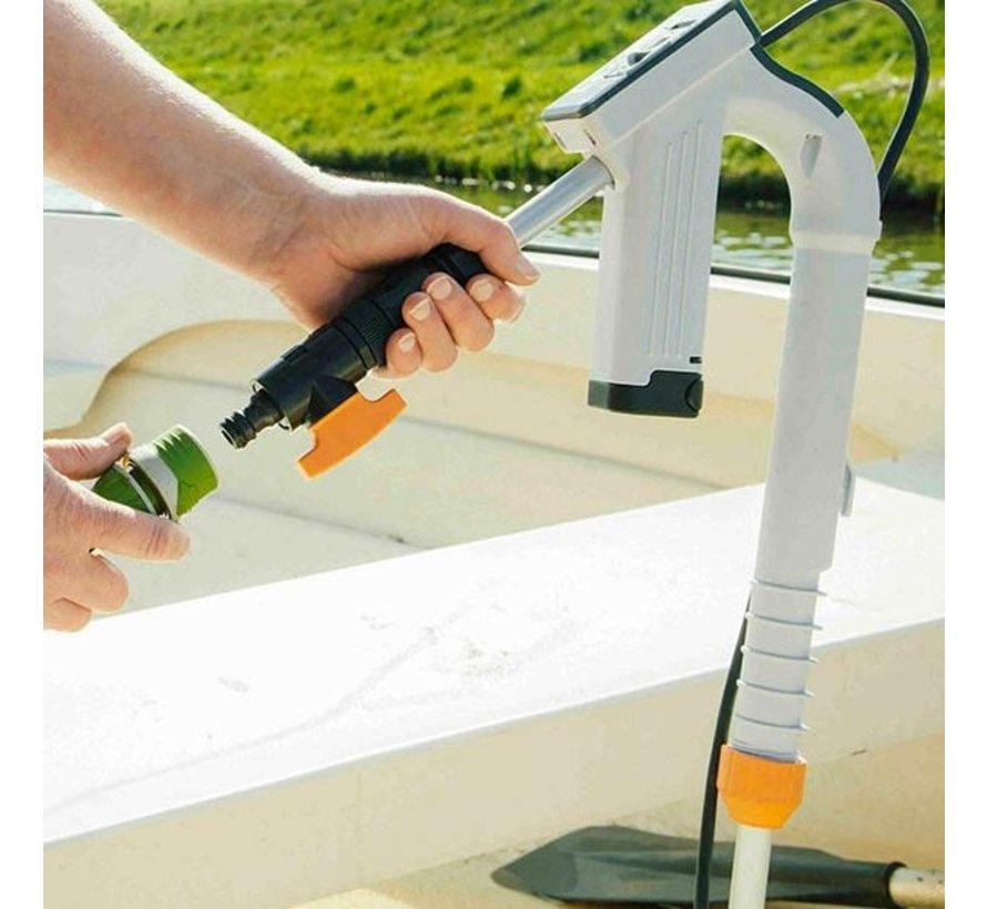 12 V Battery Water pump - Rain water pump