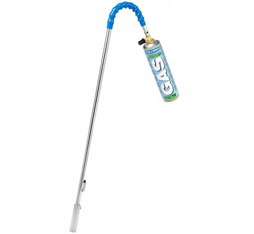 Thermoflamm Bio Classic Gas-Unkrautbrenner mit Piezo und freier Gasflasche