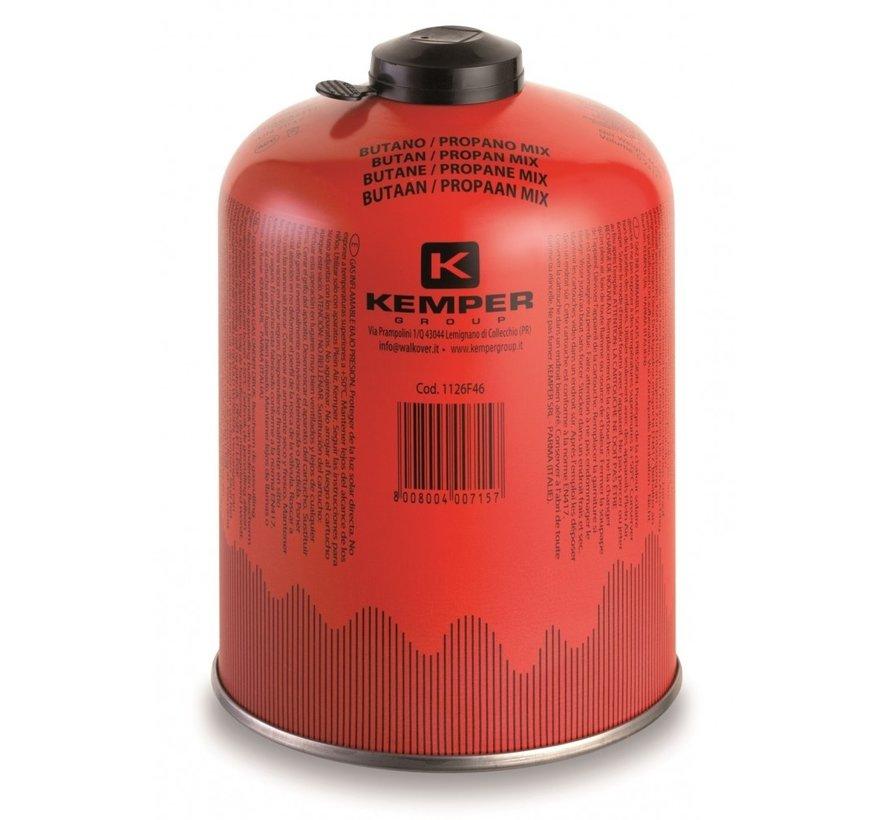 Gaskleppatroon 7/16 460 gr butaan/propaan