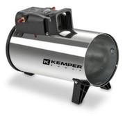 Kemper Canon à air chaud électrique 10 kWh / 65311 INOXD