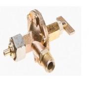 Gasdrukregelaar / drukregelaar 44E130 4 bar voor onkruidbrander