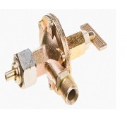 Topex Gasdrukregelaar / drukregelaar 44E130 4 bar voor onkruidbrander