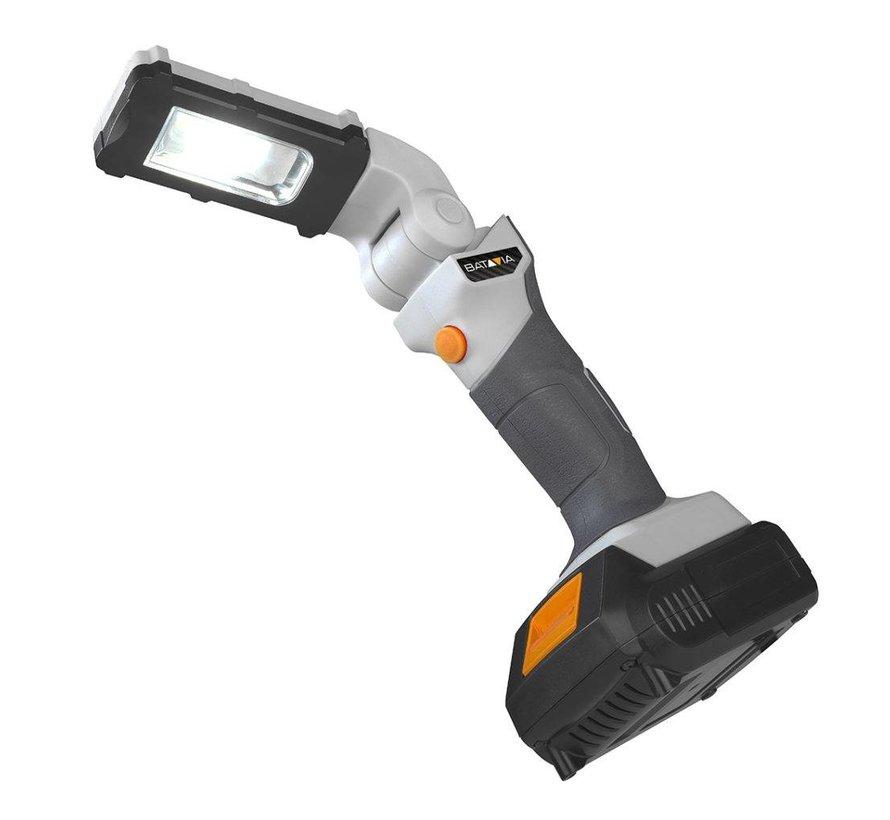 Lampe de poche Maxxpack Collection LI-ION 18V | sans batterie ni chargeur