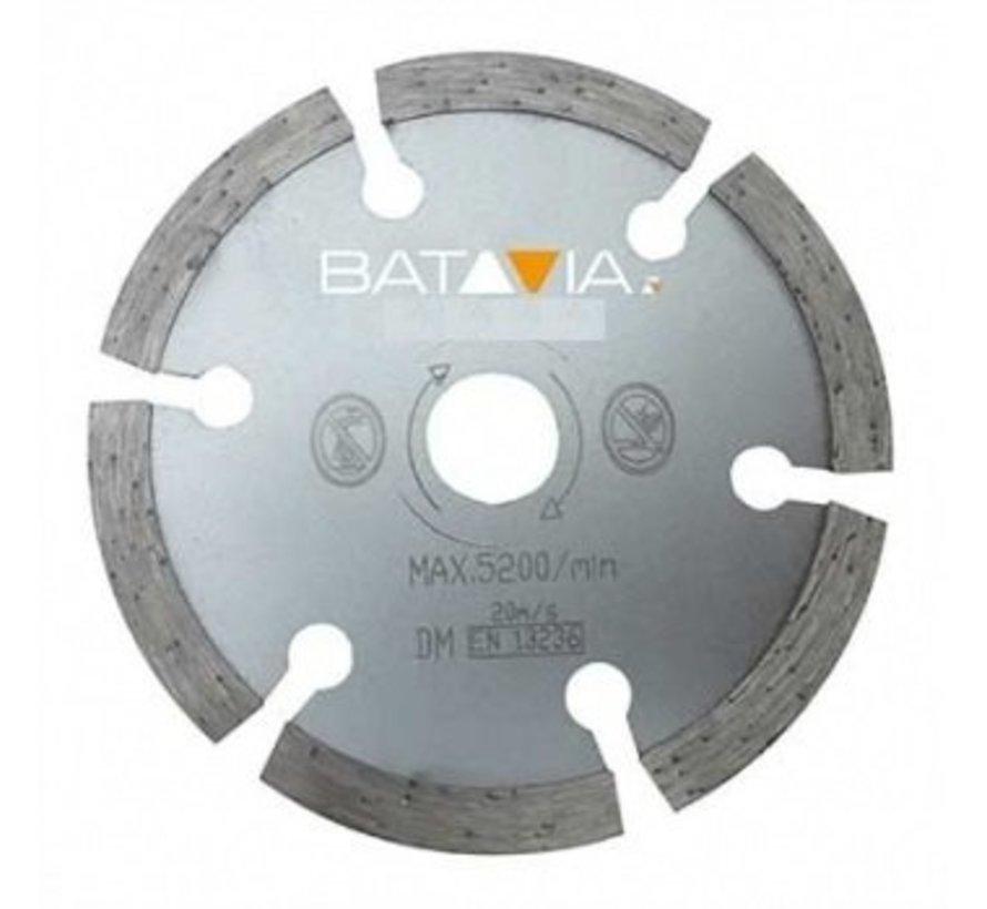 Diamant zaagblad Ø 85 mm.– 2 stuks - MAXX SAW & XXL SPEED SAW