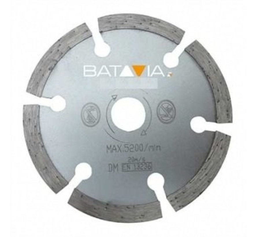 Lame de scie diamantée Ø 85 mm - 2 pièces - MAXX SAW & XXL SPEED SAW
