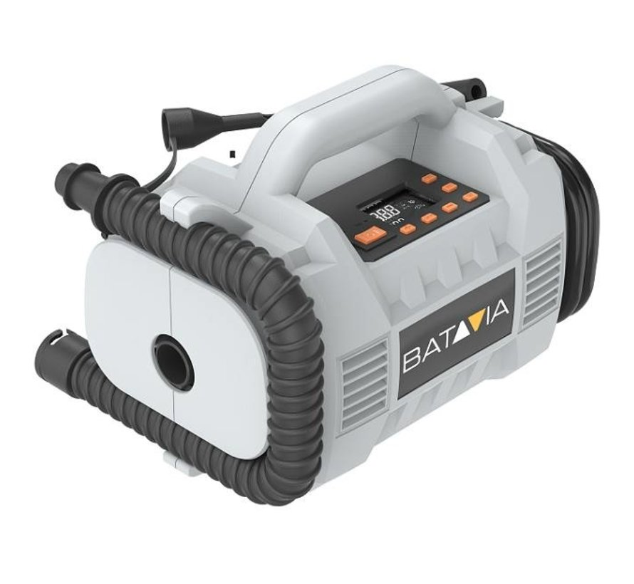 Compresseur d'air sans fil 18V Li-Ion | Collection Maxxpack