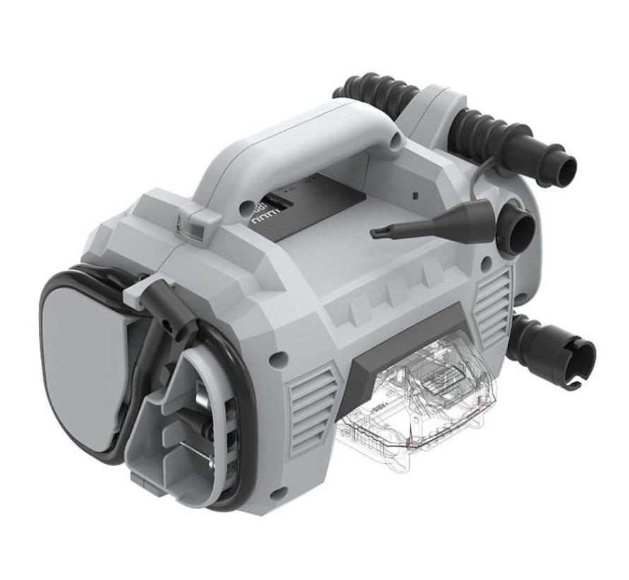 18V Li-Ion Akku  Luftkompressor  | Maxxpack Collection