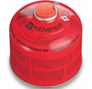 Kemper 230gr Gaskartusche mit Gewindeventil