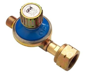 CFH DR113 Einstellbarer Gasdruckregler von 1 - 4 bar Druckregler
