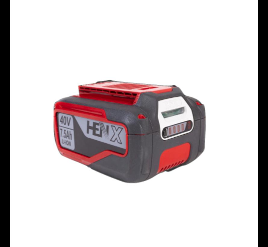 40V Henx Li-ion 7.5 Ah Batterie