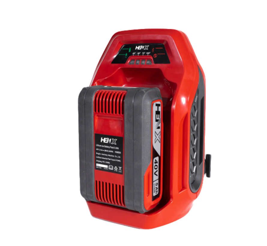 Chargeur rapide 40 V Henx