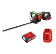 Henx Garden Taille-haie 40V + 5.0 Batterie & Chargeur rapide