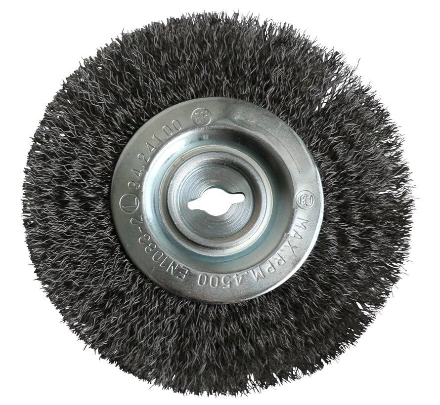 Brosse métallique de rechange pour brosse désherbante